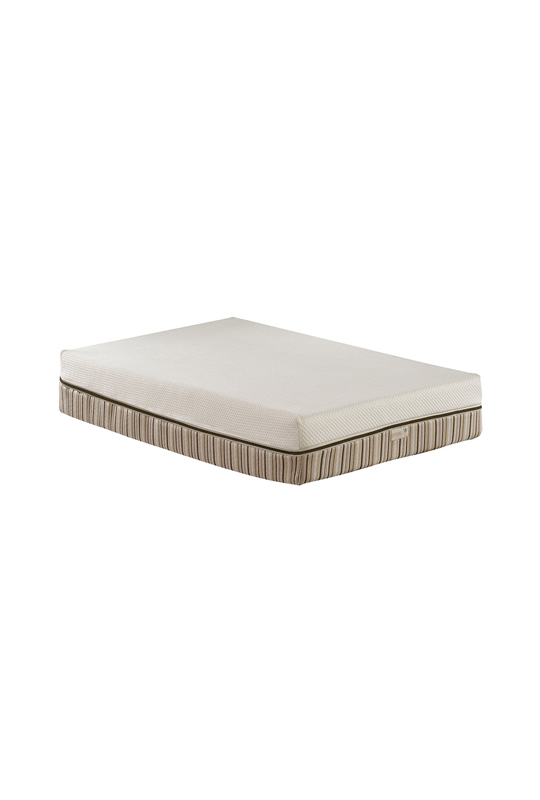 Essentia Junior Jeanius Twin or Double Mattress (Natural Memory Foam) - Baby Ecological Furniture - Tulip Juvenile