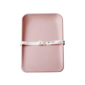 Matty Changer Soft Pink with white strap