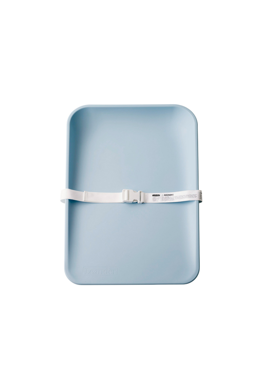 Matty Changer Soft Blue with white strap