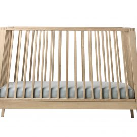 Linea Wooden Baby Crib