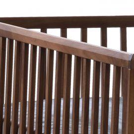 Beveled Detail - Rio Crib