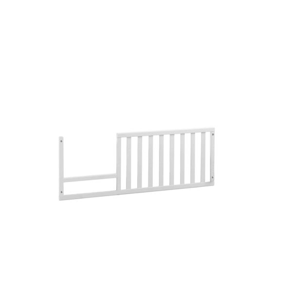 Metro Toddler Gate in white